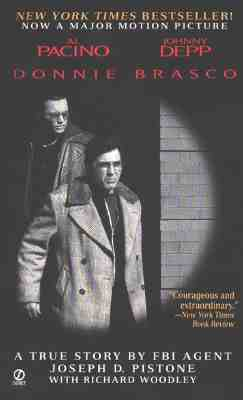 Donnie Brasco By Pistone, Joseph D.