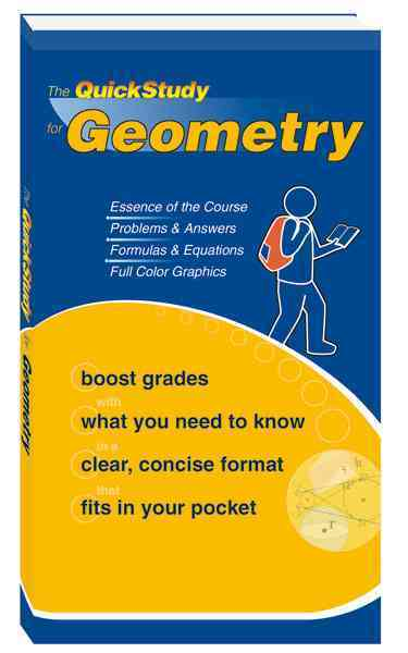 QuickStudy for Geometry By Barcharts, Inc. (COM)